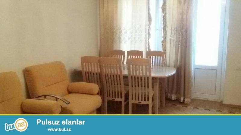 Сдается 3-х комнатная квартира в центре города, в Сабаильском районе, по улице М...