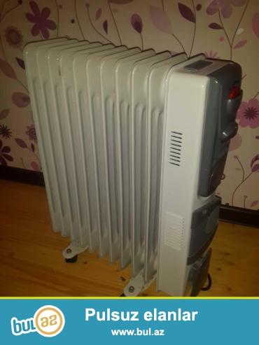 8 bolumlu qizdirici radiator, demek olar ki yeni, birine yaxwiliq etmek isteyirsinizse bu radiatoru alin, hec pewiman olmayacaqsiniz, mene cox boyuk komeyiniz deyecek, onceden tewekkur edirem.