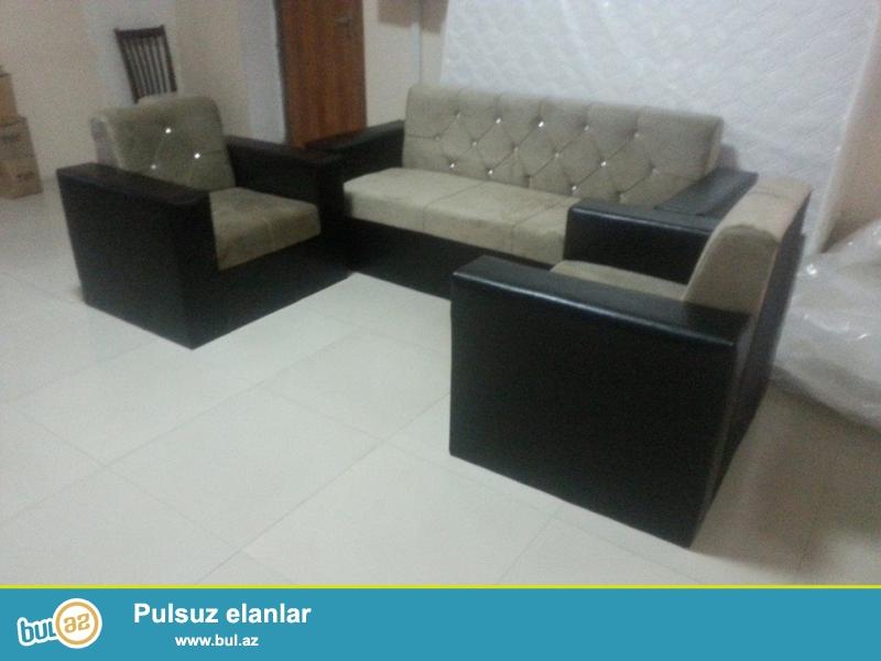 Yeni Divan kreslo desti-350 Azn<br /> Tel/Whatsapp 055 706 49 10