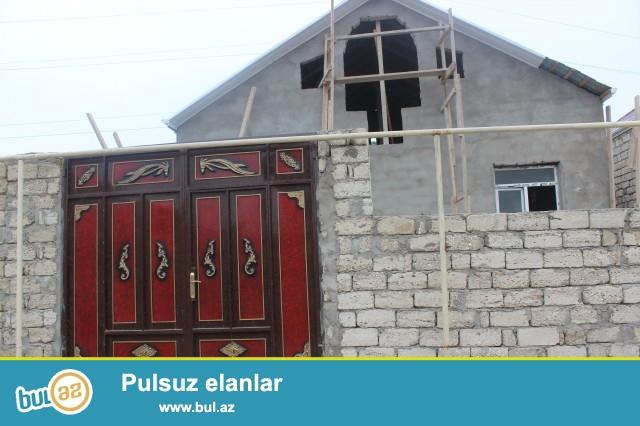 Sabuncu rayonu Zabrat Kürdaxanı yolunda 1,5 sot torpaq sahəsində ümumi sahəsi 90kv...