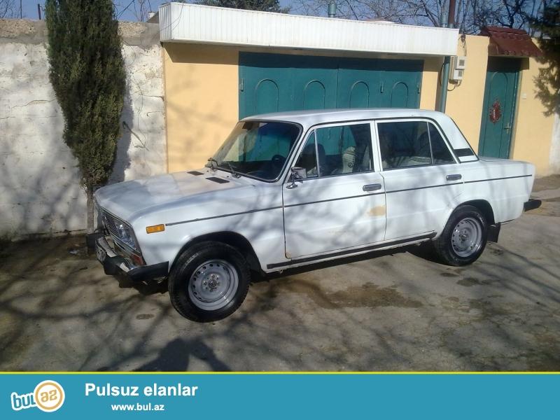 VAZ 2106 avtomobili. Təcili satılır. Heç bir qəza görməyib...