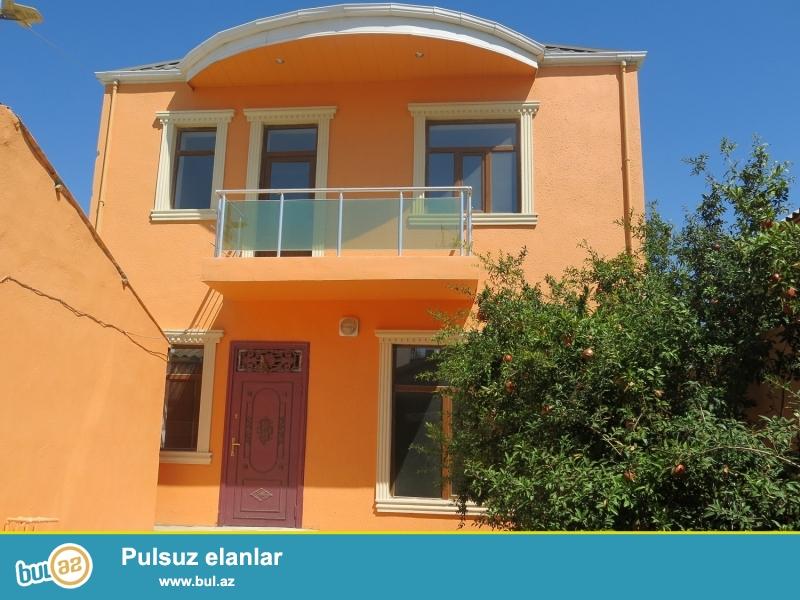 #9#                                                                                  <br /> Xirdalanda  2 mertebe 4 otaqli villa satilir  95...