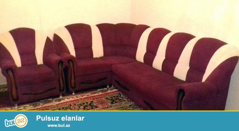 Heç bir problemi olmayan, az işlənmiş divan satıram...