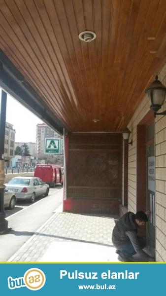 Сдается помещение в Наримановском районе на пересечении проспекта Ататюрка и улицы Г...
