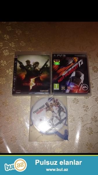 <br /> 3 eded Playstation 3 original oyun diski satiram ozum 2...
