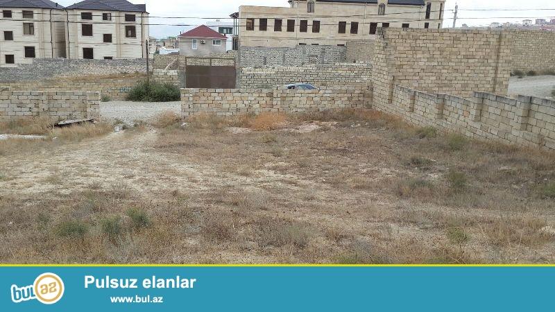 Təcili!!! Badamdar qəsəbəsində 3-cü massivdə 4  sot torpaq sahəsi...