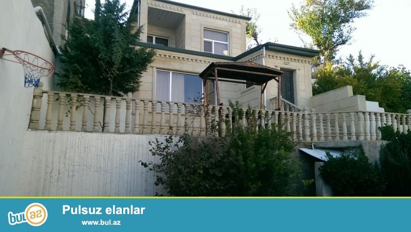 Cабаильский район, пос. Баилово сдаётся 2-х этажный частный дом...