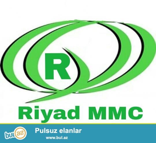 RIYAD MMC TECRUBELI DAYELER TEKLIF EDIR.TEL.0124362739...