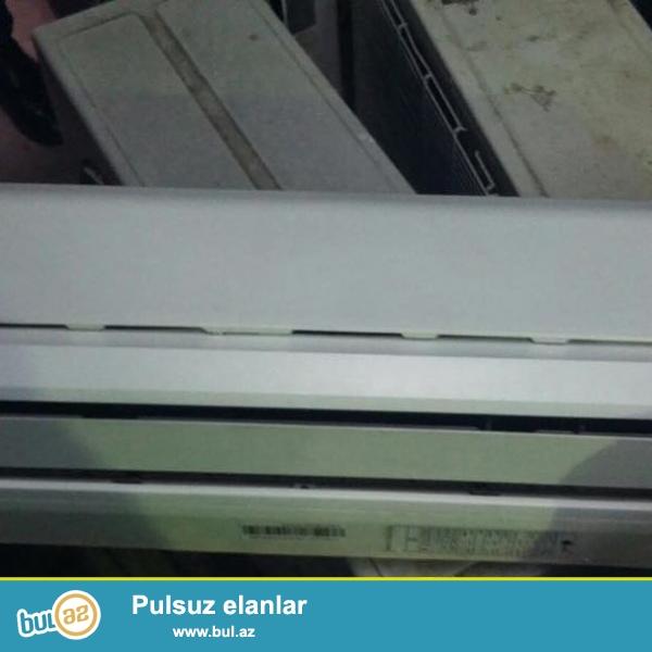 LG Kondisioneri 2 ay islenib. 40-45 kv.hecbir prablemi yoxdu ela veziyetdedi...