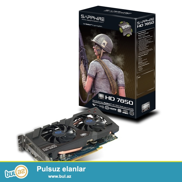 Radeon 7850 2gb 256bit gddr5.Whatsapp