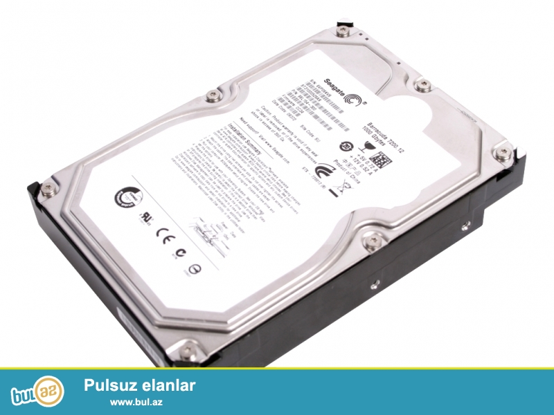 1 TB (1000 GB) Model DeLL - 50 AZN<br />