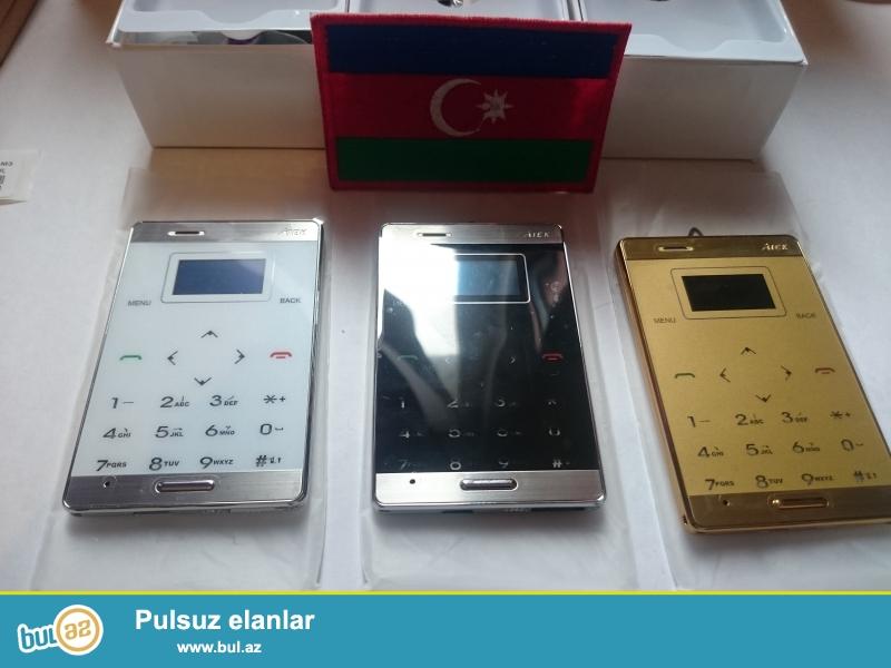ƏSƏNLİKLƏR. <br /> bu dəfə sizə AİEK M3 markalı telfonu təqdim edirik...