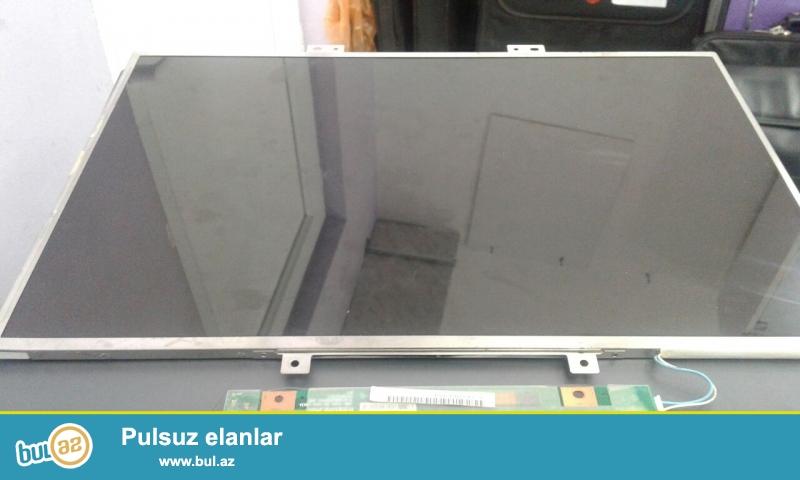 İşlənmiş  15.4 lcd ekranlar satılır   Ekranlar  problemsiz işləkdi  orginallığına zəmanət verilir ...