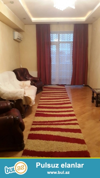 Новостройка! Cдается 2-х комнатная квартира в центре города, в Ясамальском районе, по проспекту Тбилиси,  Химгородке...
