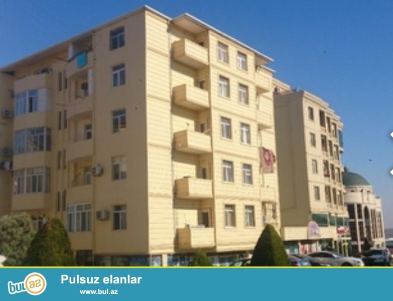 Masazir qesebesinde Qurtuluw yawayiw kompleksi olan binada super temirli 6/2 mertebesinde 3 otaqli 84 kvm istilik sistemi kombi olan balkon gole baxir panoramasi...