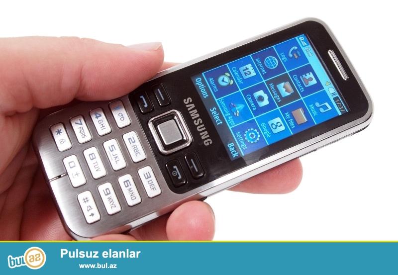 samsung c3322 mobil telefonu satiram.ishlek veziyetdedi...