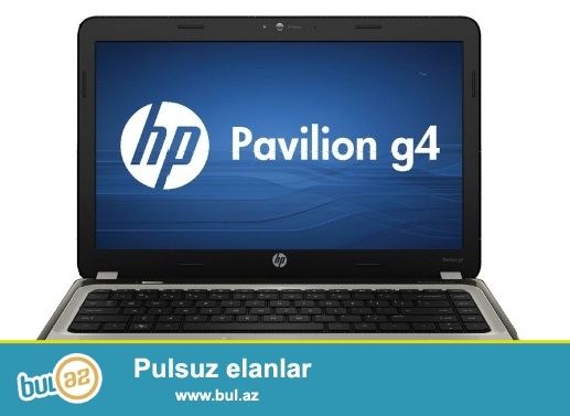 Model Hp Pavilion g4<br />