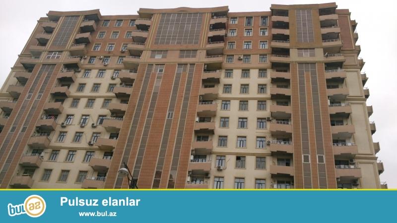 Новостройка! Cдается 3-х комнатная квартира в центре города, в Ясамальском районе, по проспекту Зардаби, рядом Университетом Бизнеса...
