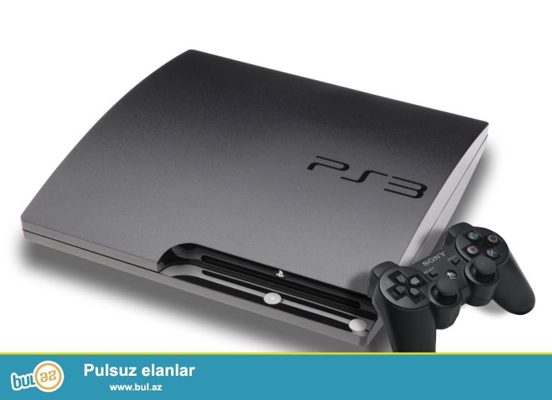 Playstation 3 (PS3) proşivkalı orginal məhsuldur...