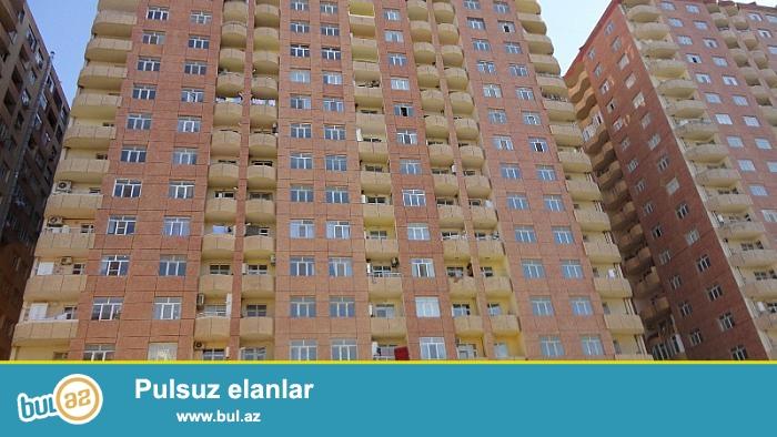 Новостройка! Cдается 3-х комнатная квартира в Ясамальском районе, в поселке Ени Ясамал, рядом с «Беяз» маркетом, в здании «Шарур МТК» ...