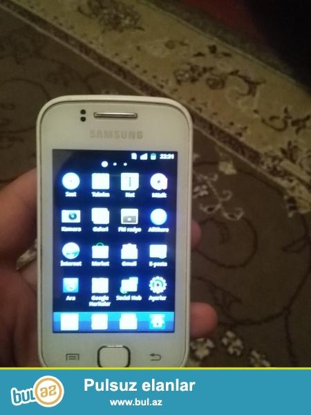 Samsung GT-5660 tecili pul lazimdir deye satilir.hec bir problemi yoxdur ustaya duwmeyib ela veziyyetdedir...