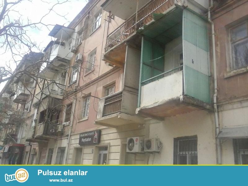 Продается 2-х комнатная квартира в Насиминском районе, по проспекту Азадлыг, рядом с Насиминским рынком...