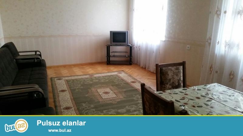 Cдается 3-х комнатная квартира в центре города, в Cабаильском районе, в поселке Патамдарт, рядом с полицейским участком...