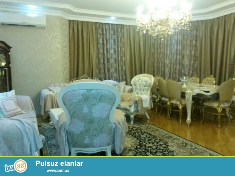 Hовостройка! Cдается 4-х комнатная квартира в Сабаильском районе, рядом с Шахматной школой...