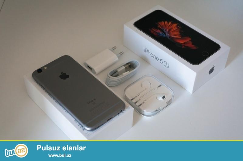 Iphone 6s kalifornia  isthesali ios menyusundadir. acilib baglanmasi menyusu xarici parametrleri qutusu ve aksesuarlari 1:1 eynidir...