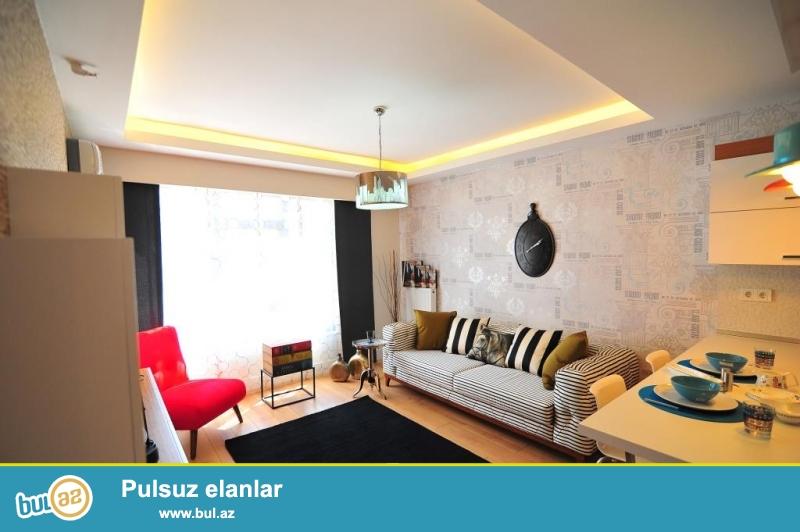 Этот проект позволит Вам насладиться завораживающим видом на город Стамбул и залив Золотой Рог...