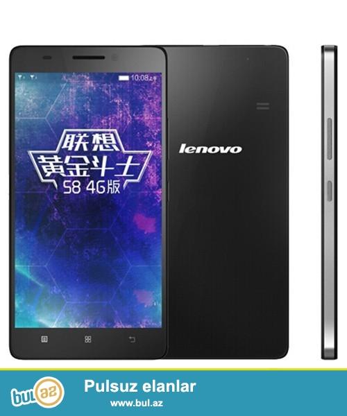 Yeni 2016 modeli.Çatdırılma pulsuz<br /> <br /> Lenovo S8 A7600 Octa Core 4G FDD LTE Android 5...