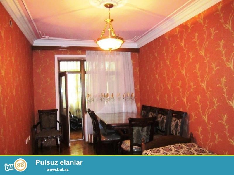 Сдается   3-х комнатная  квартира  возле  м/с  Низами  ул Губанова над  поликлиникой женской консультации ...