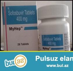 Myhep 400 мг таблетки являются общей версией Sovaldi 400 мг таблетки...
