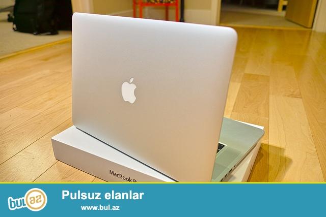 2 almaq və 1 pulsuz almaq !!<br /> <br /> <br /> məhsul yeni orijinal və tam aksesuarlar 1 il beynəlxalq zəmanət ilə gəlir<br /> <br /> Apple MacBook Pro MJLT2LL / Retina Display ilə A 15...