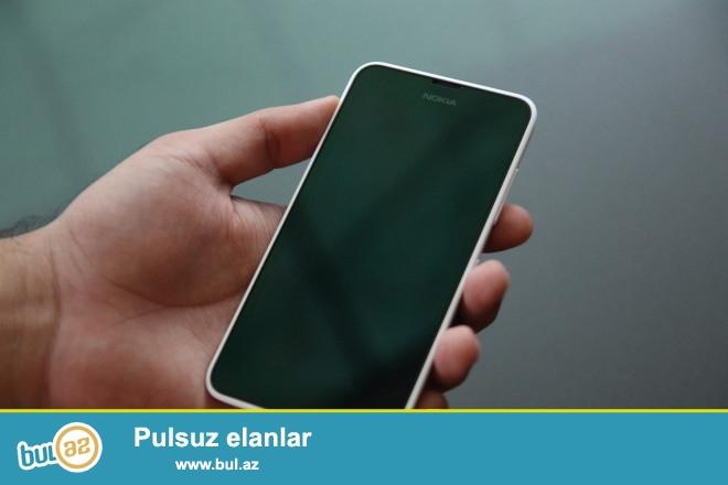 Nokia Lumia 630 satıram.Dual-SIm.Heç bir problemi yoxdur...