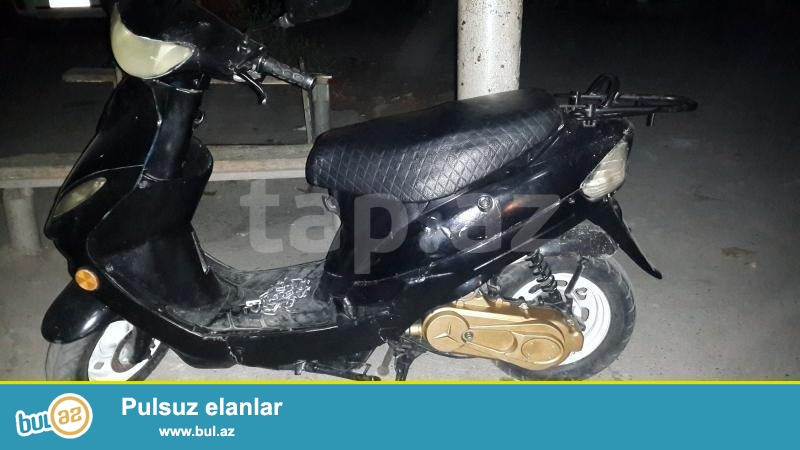 Moped Ela Veziyyetedir .. <br /> Her bir detalin teze deyisdirmiwem.. <br /> motoru teze yiqilib...