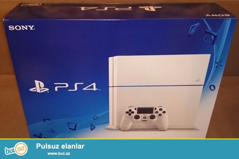 satış üçün təklif edirik.<br /> Bonanza! Bonanza !! Bonanza !!<br /> 2 kontur almaq və maddə üçün endirim<br /> <br /> Sony PlayStation 4 (Latest Model) - 500 GB Black Console<br /> <br /> Brand Sony<br /> Məhsulun Adı Sony PlayStation 4<br /> UPC 711719100348<br /> Product Line Sony PlayStation<br /> <br /> Daha çox məlumat üçün bizimlə əlaqə saxlayın<br /> <br /> skype: unbetable...