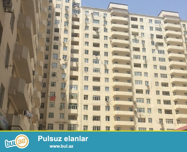 Yasamal rayonu, Mətbuat prospekti, N.Tusi klinikasinin yaxınlığında, tam yaşayışlı yeni tikilidə 2 otağa düzəldilmiş mənzil satılır...