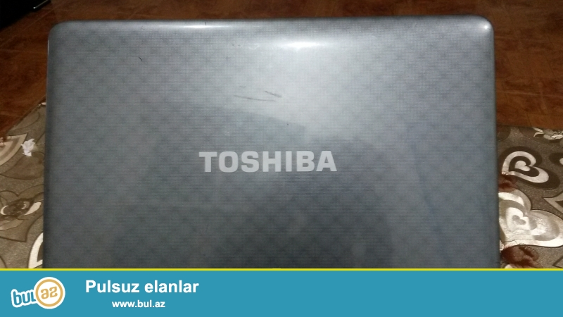 Toshiba L755. Intel COre I5 2430M (2.4Ghz) , Ram 6Gb, HDD 750 Gb, VGA Intel up to HD 1636 ...