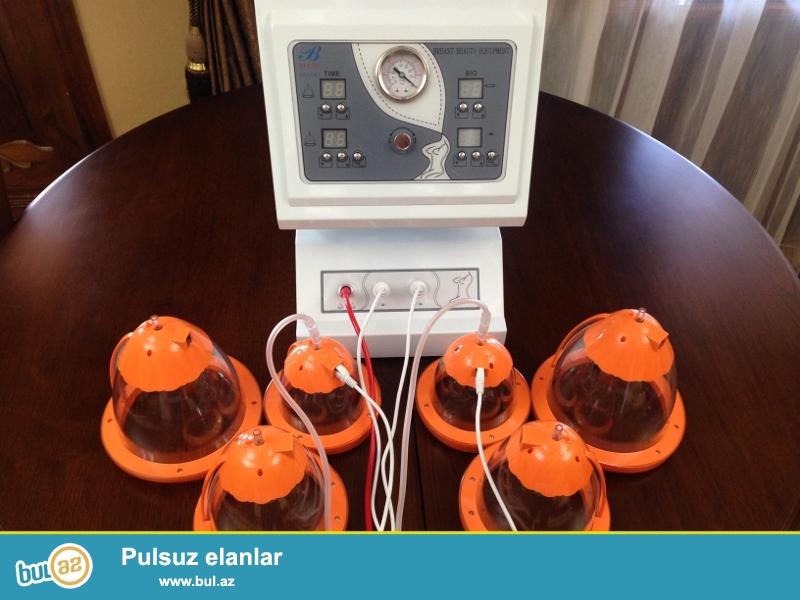 Профессиональный вакуумный массажер   <br /> <br /> 1) Внешнее напряжение: 110/120-220/240 В<br /> 2) Внутреннее напряжение: