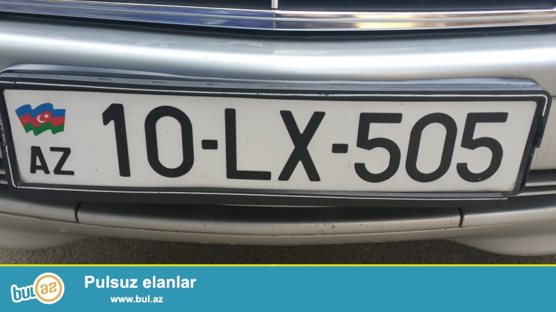 Tecili satılır 10 LX 505