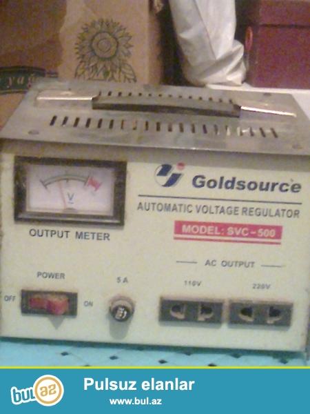 stabilizator goldsource avtomatik woltage siq tenzimleyici