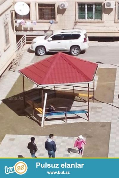 Xirdalanda Ariyad t/m yaninda mektebe markete yaxin bir yerdedir Olimp MTK super temirli qazli 6/3 mertebesinde 3 otagli  yerlewir 90 kv...