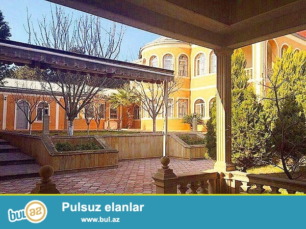 Super-Euro  təmir  10 Otaqlı 2 Mərtəbəli  Villa satılır...