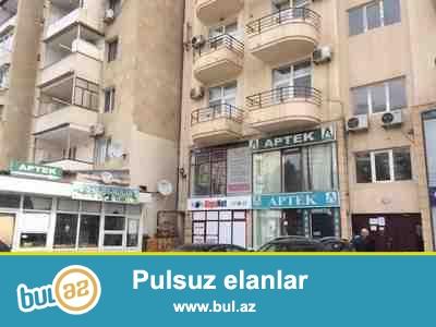 Cдается 4-х комнатный готовый офис в новостройке в Ясамальском районе, рядом с ЦСУ...