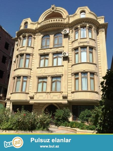 Наримановский район, напротив дома торжеств «Крал», вдоль дороги сдаётся 5-ти этажная шикарная вилла...