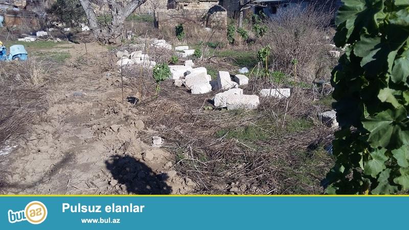 Xəzər rayonu Şüvəlan qəsəbəsində, Sabir küçəsi 37 ünvanında 12 sot torpaq sahəsi satılır...