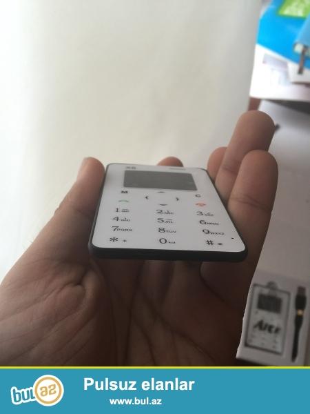 Əsənliklər bu dəfə sizlərə Aiek X6 modelini təqdim eidirik.Bu modeldə Aiek m5 modeli kimi sadə quruluşa malikdir...