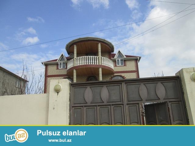 Baki s.Abseron q.Mehdebad k.Ela temirli villa satilir...