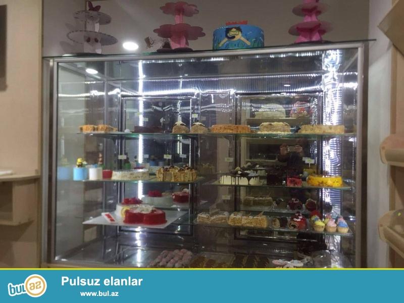 **РУФАТ*АЙНУР**  Yasamal  rayonu , Serifzade  kucesinde avadanliqlari  ile  birlikde  obyekt  satilir...